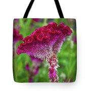 4393- Flower Tote Bag