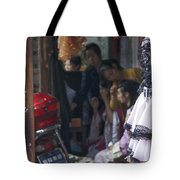 4398- Dress Up Tote Bag