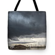 7th Storm Chase 2015 Tote Bag