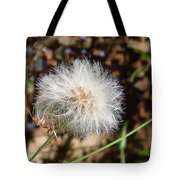 Australia - Blow And Make A Wish Flowers Tote Bag