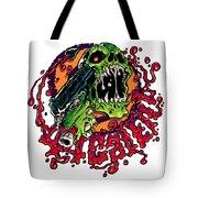 44 Cal Entertainment Logo Tote Bag
