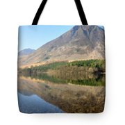 Landscape Painting Art Tote Bag
