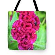 4408- Flower Tote Bag