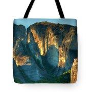 At Landscape Tote Bag