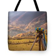 Land Of Ukraine Tote Bag