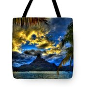 Landscape Light Tote Bag