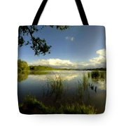 Landscape Oil Painting Tote Bag