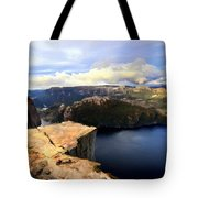 Oil Paintings Landscapes Tote Bag