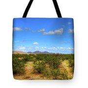 Sonora Desert Tote Bag