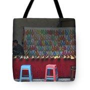 4520- Shooting Gallery Tote Bag
