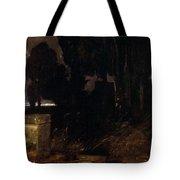 45578 Arnold Bcklin Tote Bag