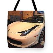 458 Italia Tote Bag