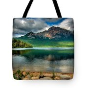 Landscape Fine Art Tote Bag