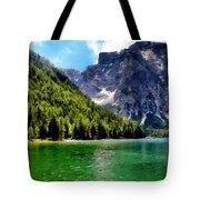 Nature Drawing Tote Bag