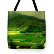 Natural Landscape Tote Bag