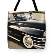 47 Packard Tote Bag