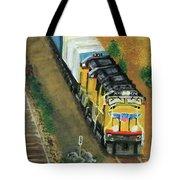 4711 Tote Bag