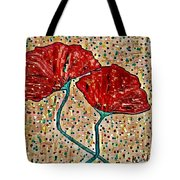 Poppy Tote Bag