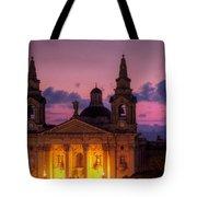 Valletta, Malta Tote Bag