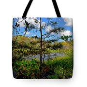 49- Florida Everglades Tote Bag