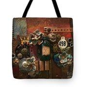 498 Tote Bag