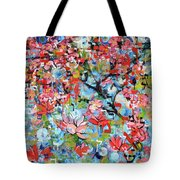3rd Day Of Creation 201808 Tote Bag
