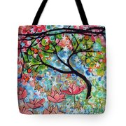 3rd Day Of Creation 201809 Tote Bag