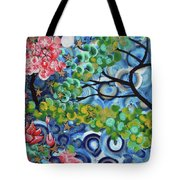 4th Day Of Creation 201812 Tote Bag