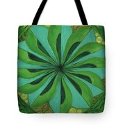 4th Mandala - Heart Chakra Tote Bag