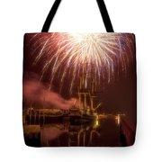 4th Of July Salem Mass Tote Bag