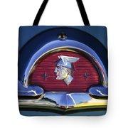 1953 Mercury Monterey Emblem Tote Bag