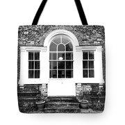 A Building Exterior  Tote Bag