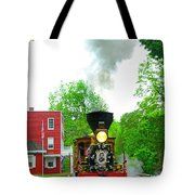 A President's Funeral Train - 3435 Tote Bag