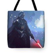 A Star Wars Art Tote Bag