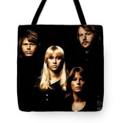 Abba Collection Tote Bag