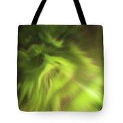 Abstract Aurora Tote Bag
