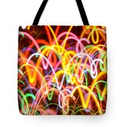 Happy Vibes Tote Bag