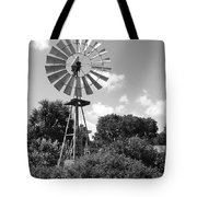 Aermotor Windmill Tote Bag