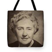 Agatha Christie 2 Tote Bag