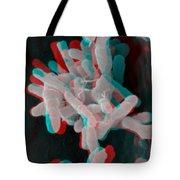 Agrobacterium Tumefaciens Tote Bag