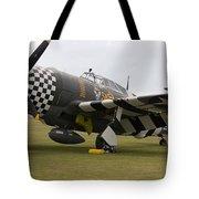 Aircraft Tote Bag