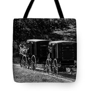 Amish Country Tote Bag