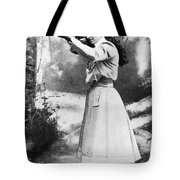 Annie Oakley (1860-1926) Tote Bag by Granger