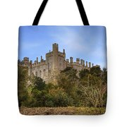 Arundel Castle Tote Bag