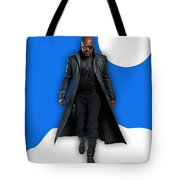 Avengers Nick Fury Collection Tote Bag