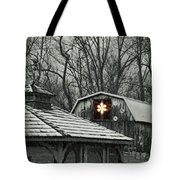 Barn Star Tote Bag