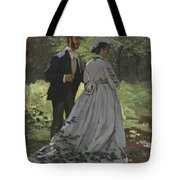 Bazille And Camille Tote Bag