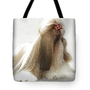 Beautiful Dog Tote Bag