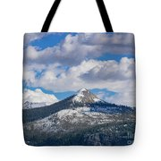 Beauty Of Yosemite Tote Bag