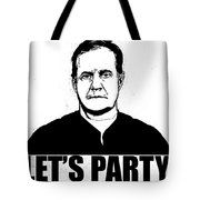 Bill Belichick Tote Bag